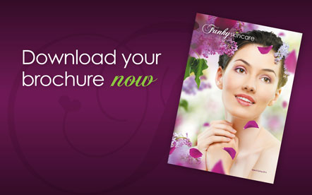Funky Skincare NEW Brochure 2016