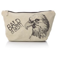 Bald is Best Washbag