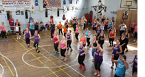 Charity Zumbathon Saturday 12th July 2014