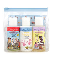 Childs Farm top-to-toesie Gift Set