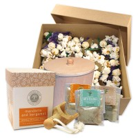 Citrus Bath Gift Set