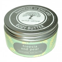 WOBBFP Freesia and Pear Body Butter