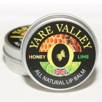 Yare Valley Honey and Lime Lip Balm
