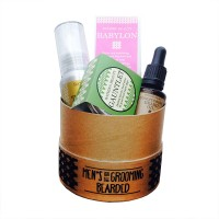 Bathing Beauty Men's Gift Box - Bearded