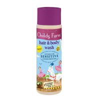 Childs Farm Blackberry and Organic Apple Hair and Body Wash