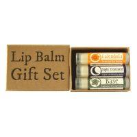 Fragrance Free Lip Balm Gift Set
