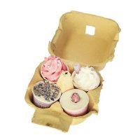 Wild Olive Gift Box 4 Bath Melts