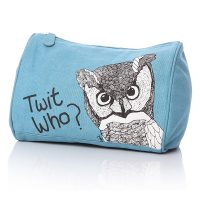 Twit Who Owl Wash Bag