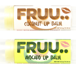 FRUU Avocado coconut vegan Lip Balms
