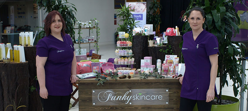 Funky Skincare - Launch January 2014