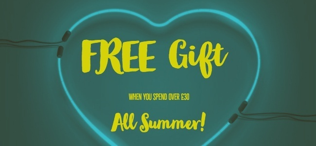 FREE Gift All Summer