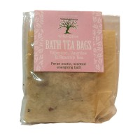 Wild Olive Bath Tea Bag Tuberose and Jasmine