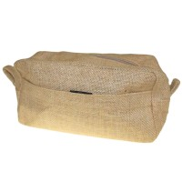 Natural Jute Washbag
