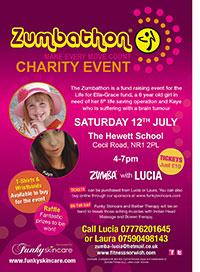 Charity Zumbathon