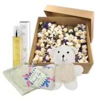 Mum and Baby Bath Time Gift Set