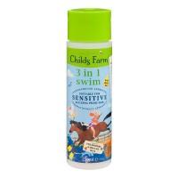 Childs Farm 3 in 1 Swim - Shampoo, Conditioner, Body Wash