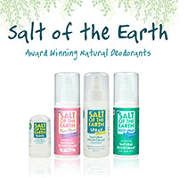 Salt of the Earth Natural Deodorants
