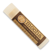 Mocha Chocolate and Coffee Lip Balm
