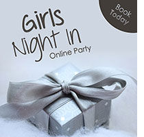 Girls Night In Online Christmas Party