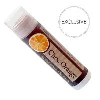 Chocolate Orange Flavour Lip Balm