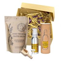 Ease those achy muscles with Jones the Bones Gift Set