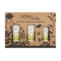 Purifying Facial Ritual Travel Set - perfect for oily skin