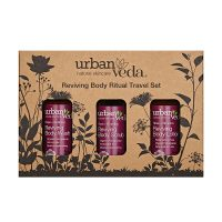 Reviving Body Ritual Travel Set by Urban Veda - all skin types