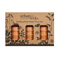 Soothing Body Ritual Travel Set by Urban Veda - Sensitive skin