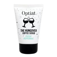 Optiat Hungover Potent Peppermint Travel Coffee Scrub