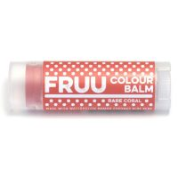 FRUU Rare Coral Vegan Colour Balm