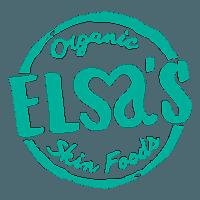 Elsa's Organic Skin Foods Logo
