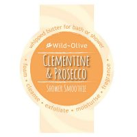 Clementine Prosecco Shower Smoothie