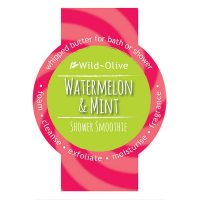 watermelon mint shower smoothie