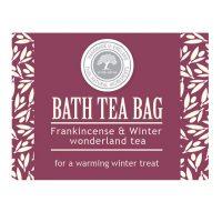 Frankincense Winter Wonderland Tea bag