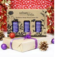 Urban Veda Christmas Gift Set