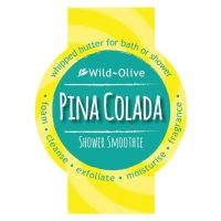 Pina colada shower smoothie