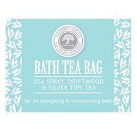 sea spray silver tips tea bag